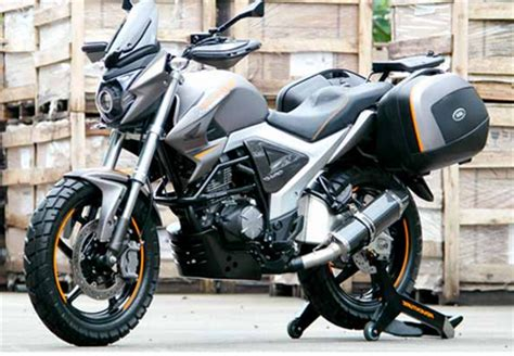 Knalpot Honda New Megapro Scorpions 30 gambar modifikasi mega pro gagah keren 2016 modif drag