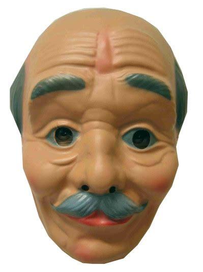 Masker Disposable opa masker plastic 34130 fopshop de carnavalskleding
