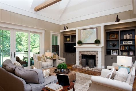 Living Room Fireplace Built Ins Built Ins Around Fireplace Living Room Contemporary With