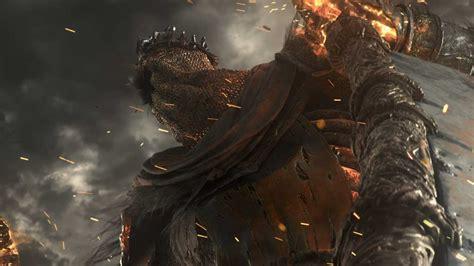 dark souls  boss   beat yhorm  giant vg