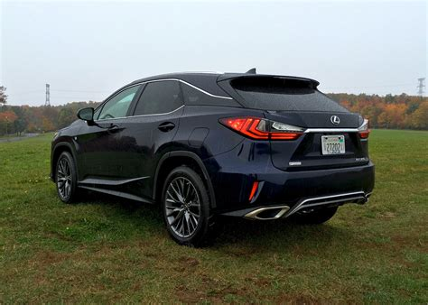 lexus sport 2016 2016 lexus rx f sport review autonation drive automotive