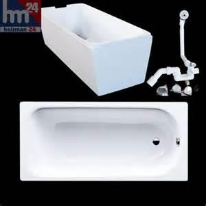 badewanne kaldewei saniform plus kaldewei badewanne saniform plus 3 5mm set 170x75 mit