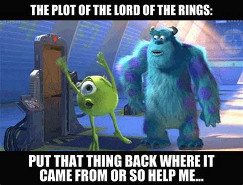 The Lord Of The Rings Memes - feeling meme ish lord of the rings and the hobbit