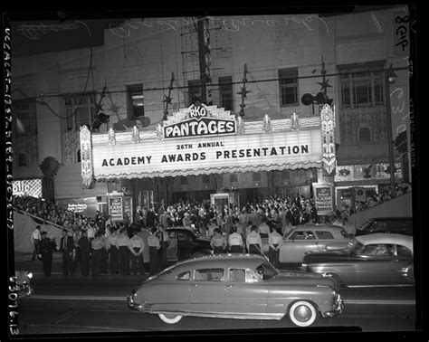 american zeus the of pantages theater mogul books file 26th annual academy awards at rko pantages theater in