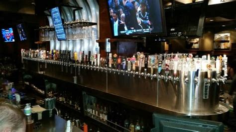what to buy for a house bar at the yard house picture of yard house san diego tripadvisor