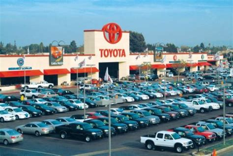 The Largest Toyota Dealership Of The Longo Toyota