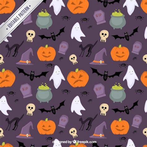 cute halloween pattern top free halloween patterns with instant download