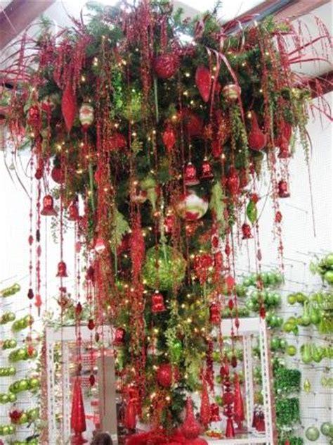 upside down christmas tree sheer serendipity upside down christmas tree
