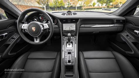 porsche 911 turbo s interior 2014 porsche 911 turbo s review autoevolution