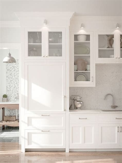 Shaker Cabinet Doors With Glass The World S Catalog Of Ideas