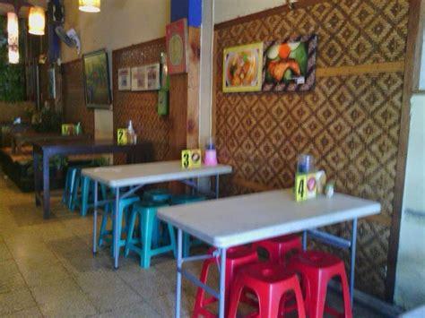 populer desain warung makan pinggir jalan desain