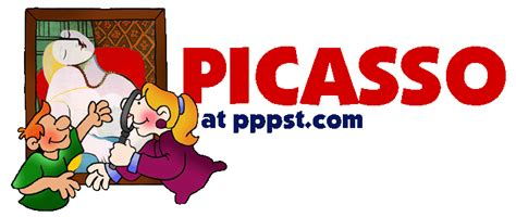 picasso paintings ppt free powerpoint presentations about picasso for