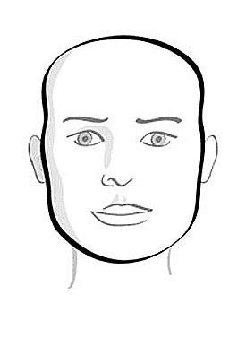 Visagismo. Tipos de rostro. | Tufondodearmario's Blog