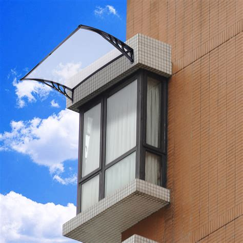 window shade awning window door canopy awning sun shade hollow sheet garden
