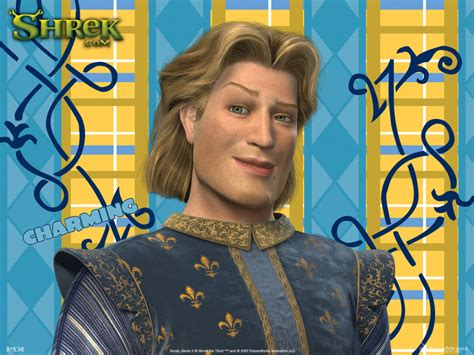 prince charming shrek shrek wallpaper 13821303 fanpop