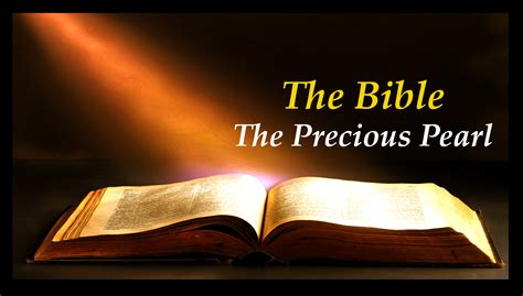 the precious pearl bible exles