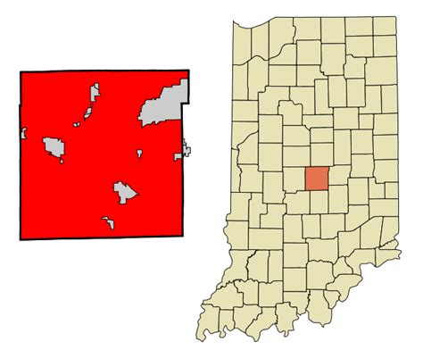 Search My County Indiana File Marion County Indiana Incorporated And Unincorporated Areas Indianapolis