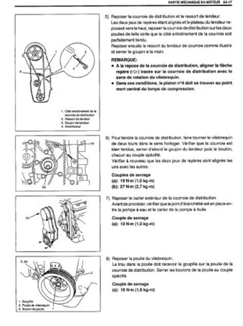 manuel atelier suzuki jimny - 1998-2004 - fr [Revues