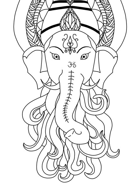 coloring pages of indian gods hindu mythology 96 gods and goddesses printable