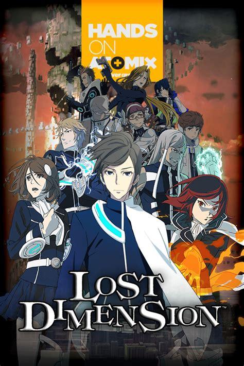 Sony Ps Vita Lost Dimension on lost dimension atomix
