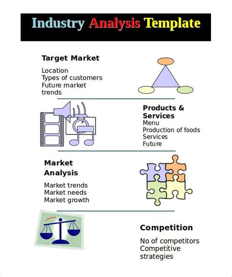 10 Best Images About Analysis Templates On Pinterest The Very Its Always And The Personal Industry Analysis Template