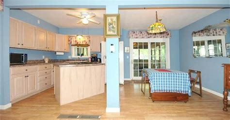 open living room kitchen paint colors living room