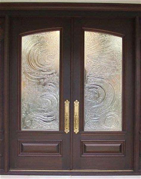 Nuccitelli Double Glass Doors Custom Made Glass Doors