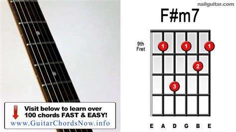 tutorial chord guitar youtube f m7 guitar chord tutorial learn bar chords super