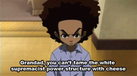 Riley Freeman Memes - the boondocks gifs wifflegif