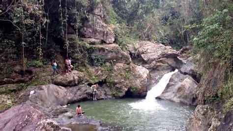 municipio de corozal in corozal municipio pr yo brincando desde la 5ta piedra en rio el mu 241 eco corozal