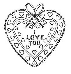 valentines day coloring pages printable valentines day coloring pages printable
