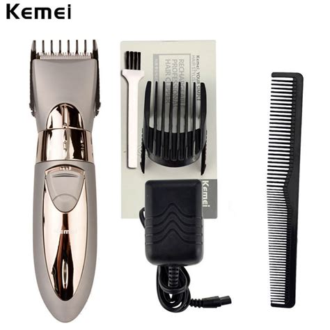 Exclusive Rechargeable Electric Hair And Beard Trimmer Wireless new rechargeable beard hair clipper electric hairtrimmer cordless waterproof razor free shipping