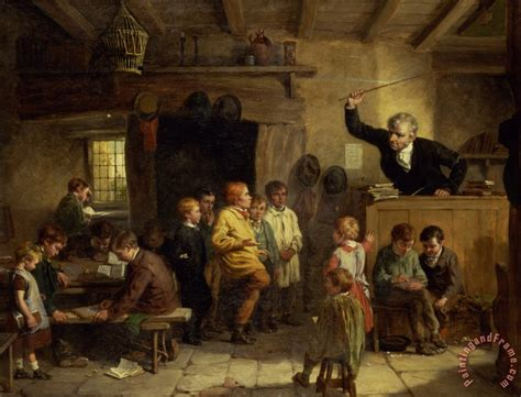 painting in school william iii bromley a school painting a