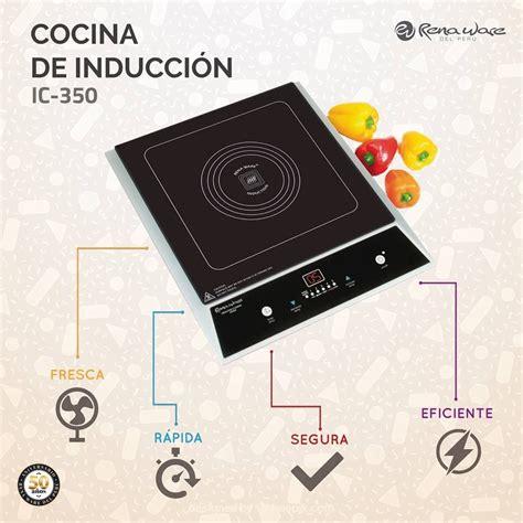 cocina induccion precio cocina de inducci 243 n de rena ware precio de oferta s 1