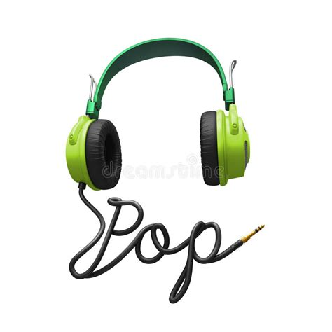 royalty free stock emoticon designs of headphones 3d headphones and music typographic design stock photo
