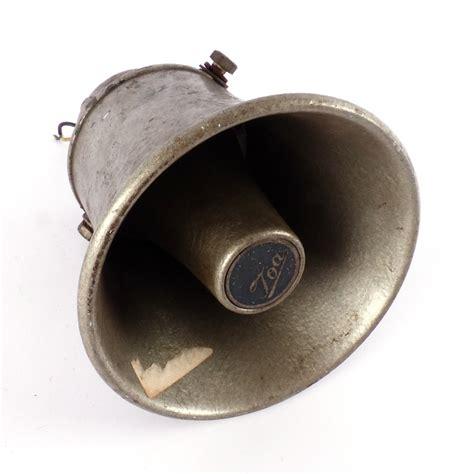 Speaker Merk Toa tweedehands vintage toa speaker vindingrijk