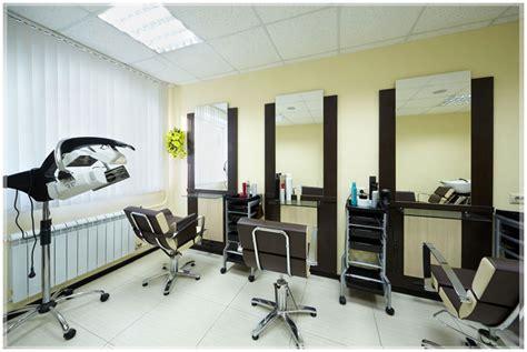 Sho Untuk Salon desain interior barbershop atau pangkas rambut menarik