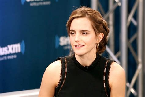 emma watson interview 2017 emma watson weighs in on the gay subplot in beauty and the