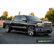GMC Sierra 1500 Custom Wheels Giovanna Dramuno 6 26x100