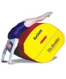 Gymnastics Mats For Back Handsprings by 40 Quot Boulder 174 Handspring Trainer