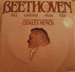 beethoven choral serkin boston munch boston symphony orchestra charles munch beethoven