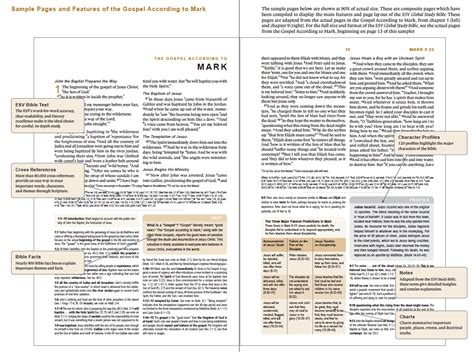 layout features global study bible esv part 1 believe teach and