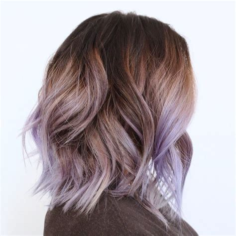 lilac higlights 20 swoon worthy lilac hairstyles