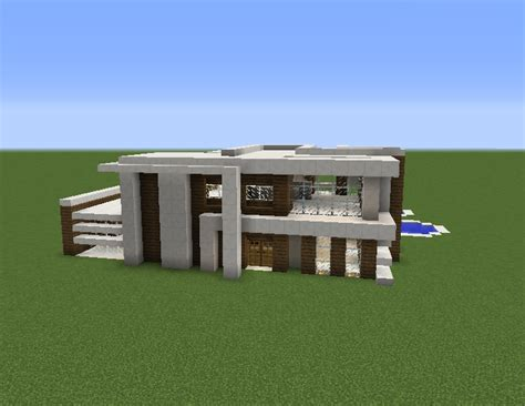 modern house blueprints minecraft modern house blueprints imgkid com the