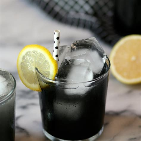 Charcoal Lemonade Detox by Activated Charcoal Lemonade By The Baker Foodblogs
