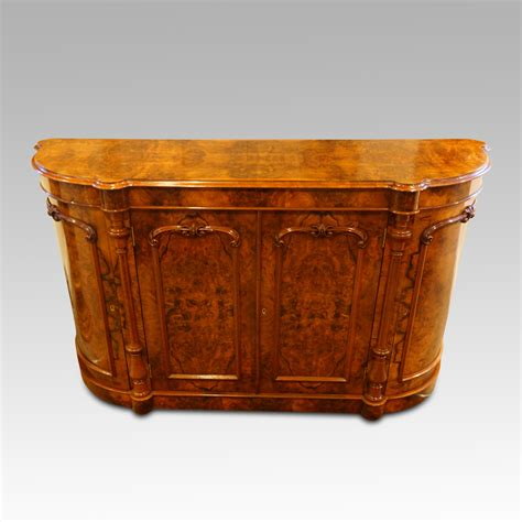 credenza walnut victorian walnut credenza sideboard hingstons antiques