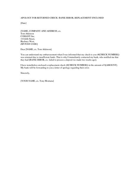 apology letter to business associate 28 images 28