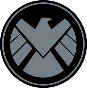 marvel shield logo wallpaper wallpapersafari