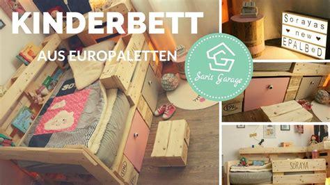 Betten Selber Bauen 1301 by Palettenbett F 252 R Kinder Selber Bauen Kinderbett Aus