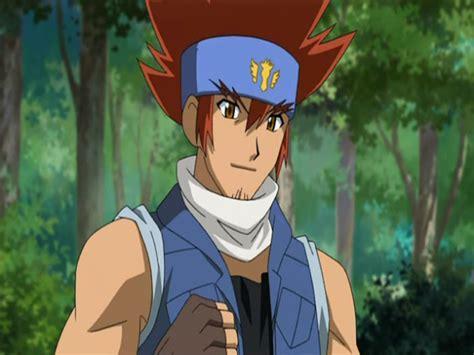 Ryusei Hagane From Beyblade Metal Fusion